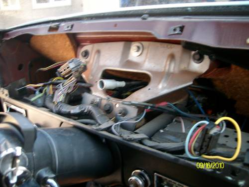 D Torino Dash Dash on 2007 Ford Mustang Wiring Diagram