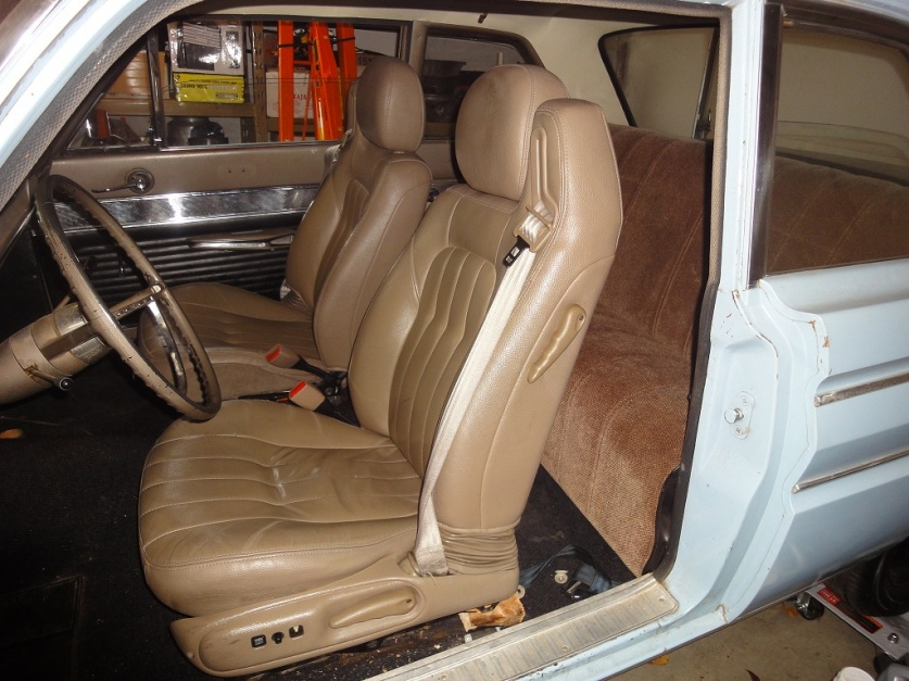 Here They Are Chrysler Sebring Seats For My Falcon Sold