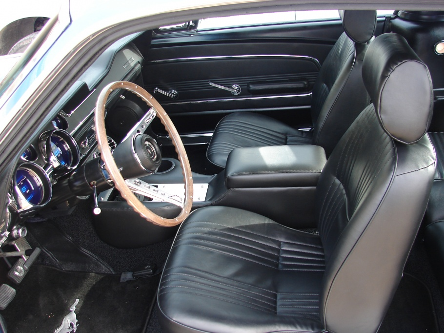1967 Fastback 8 Months Later Ford Muscle Forums Ford
