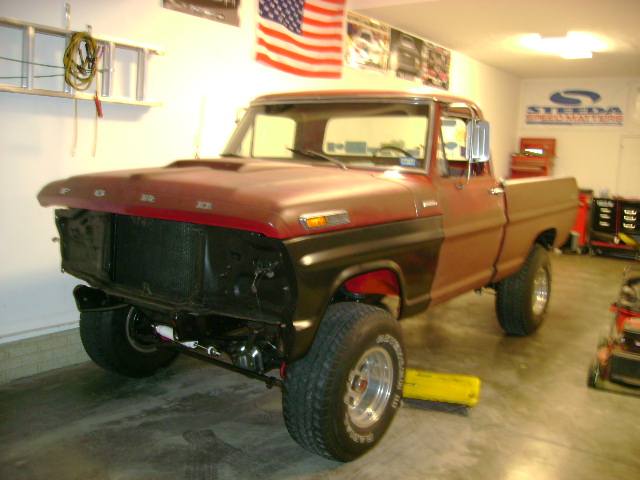 1971 f100 4x4 page 3 ford muscle forums ford muscle cars tech 1935 Ford 4x4 Truck click image for larger version name dsc02964 views 4291 size 133 3