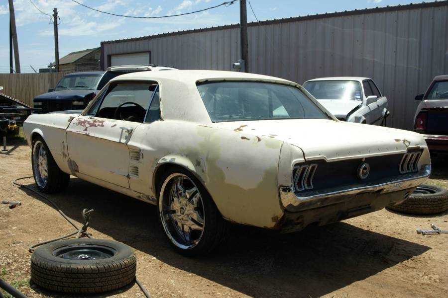 67 Mustang Efi Ford Muscle Forums Ford Muscle Cars