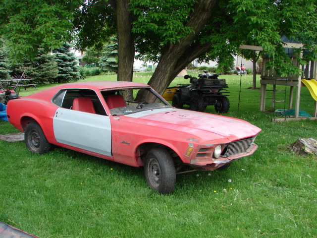 70 Mustang Fastback Project Car Ford Muscle Forums