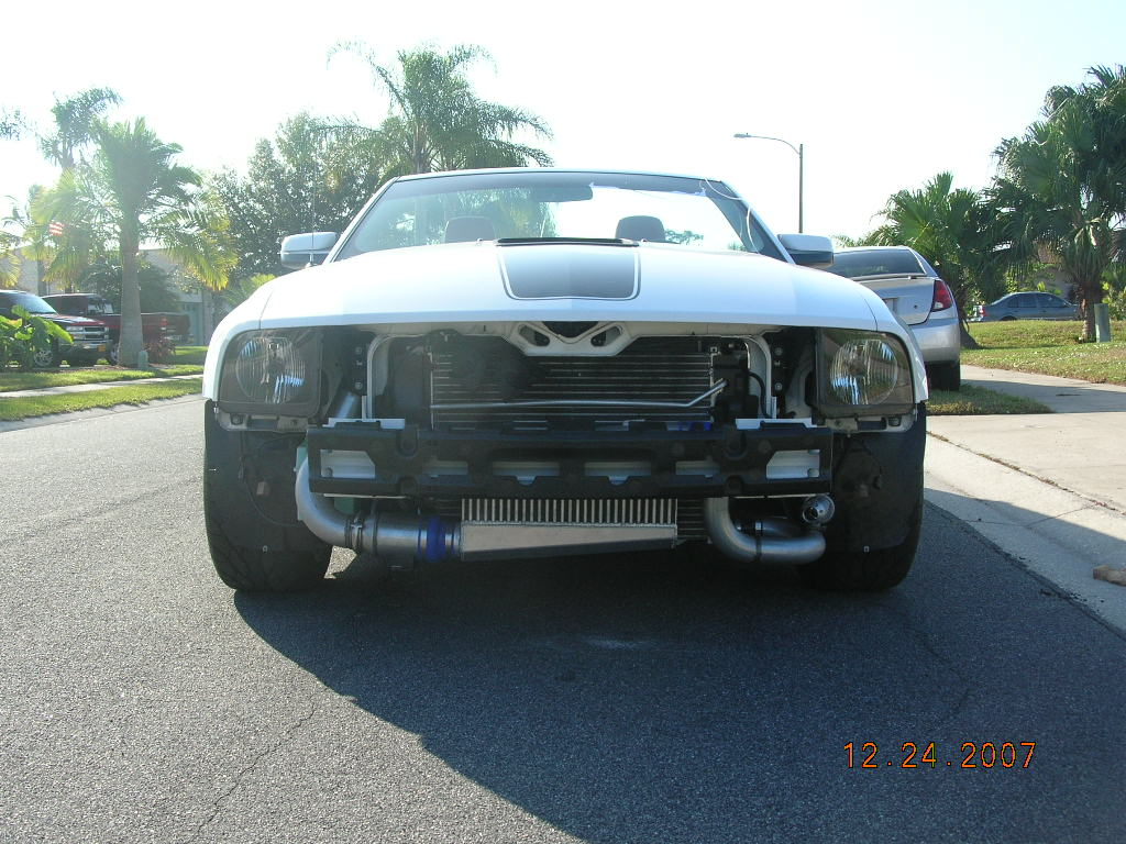 Turbocharged 2006 Mustang Gt 560 Hp Ford Muscle Forums