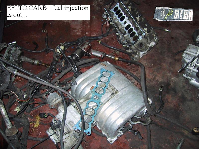 5.0 ho efi to carb | ford muscle cars tech forum  ford muscle forums