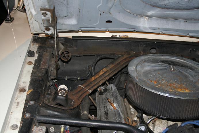 1964 5 Mustang Fuse Box Location