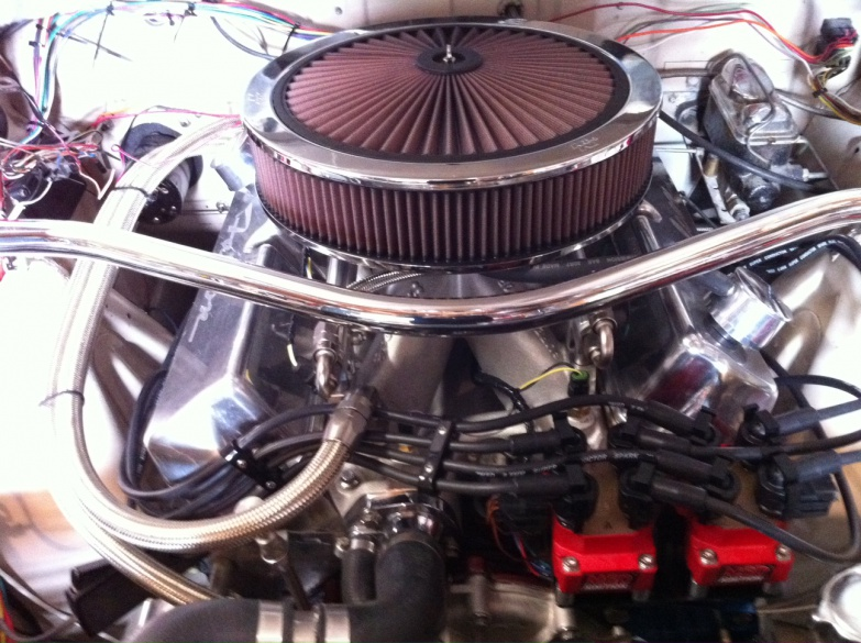 Megasquirt EFI - finaly running - Ford Muscle Forums : Ford
