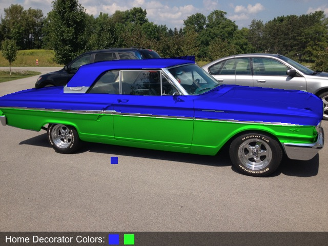 Paint Simulator Ford Muscle Forums Ford Muscle Cars Tech Forum