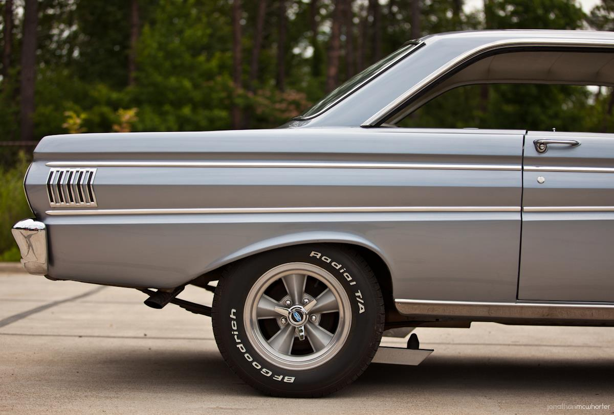 Ford Falcon OUSCI Ford Muscle
