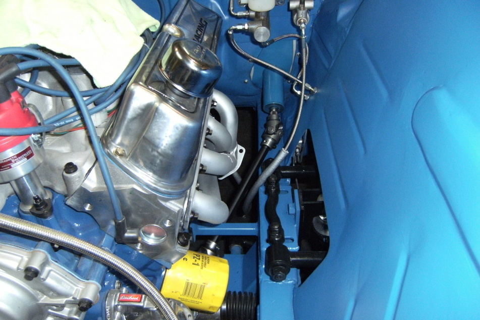 D What Headers R C Mustang Ii Falcon Overhaul on 1964 Ford Falcon Ranchero