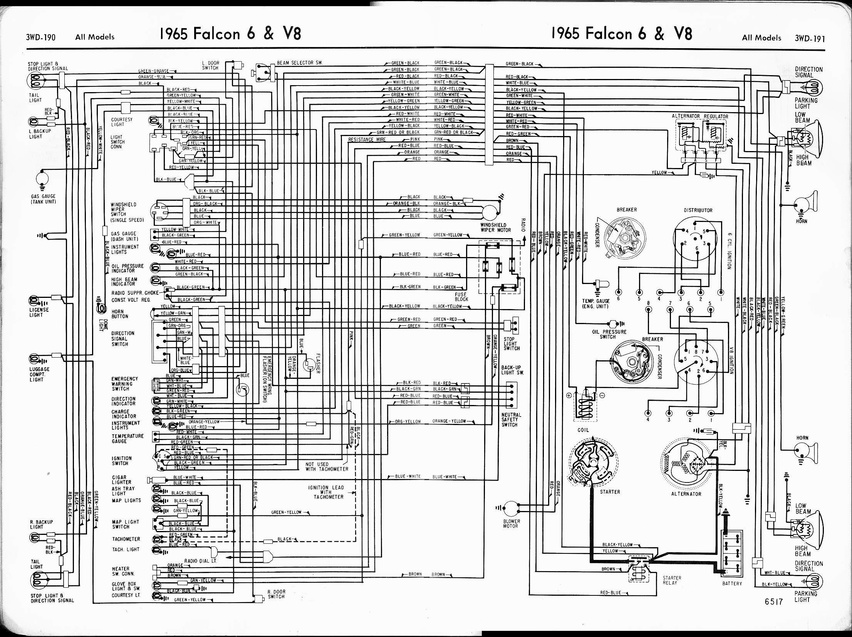 [SCHEMATICS_4CA]  64 Hardtop Ignition Switch Help | Ford Muscle Cars Tech Forum | Wiring Diagram For 64 Falcon |  | Ford Muscle Forums