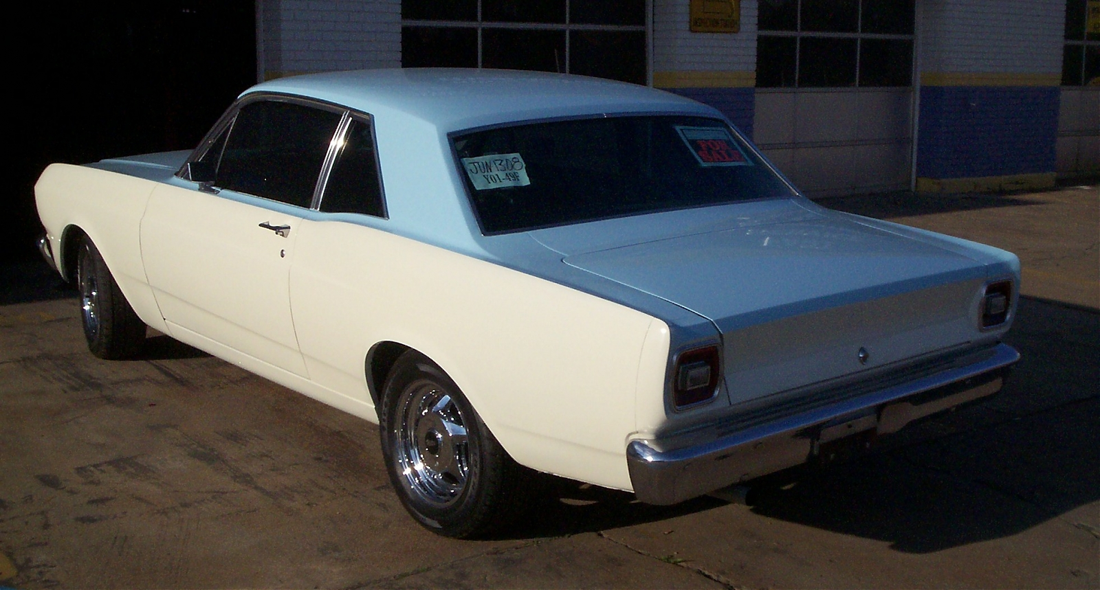 nice 1968 ford falcon sports coupe for sale ford muscle. Black Bedroom Furniture Sets. Home Design Ideas