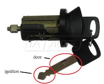 Ignition Cylinder Lock Removal 98 Taurus Page 2 Ford