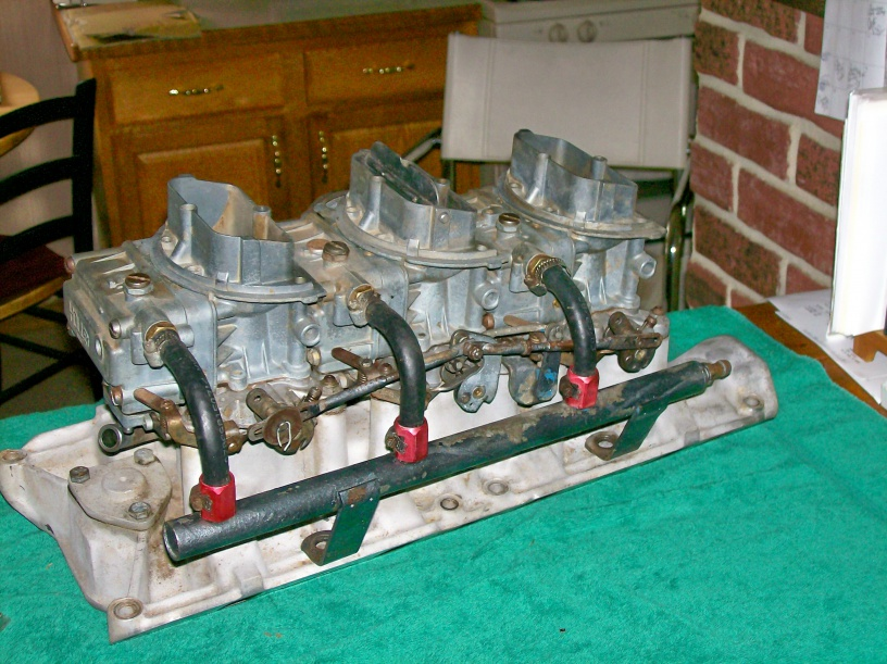 64 fairlane 260 build advice - Ford Muscle Forums : Ford