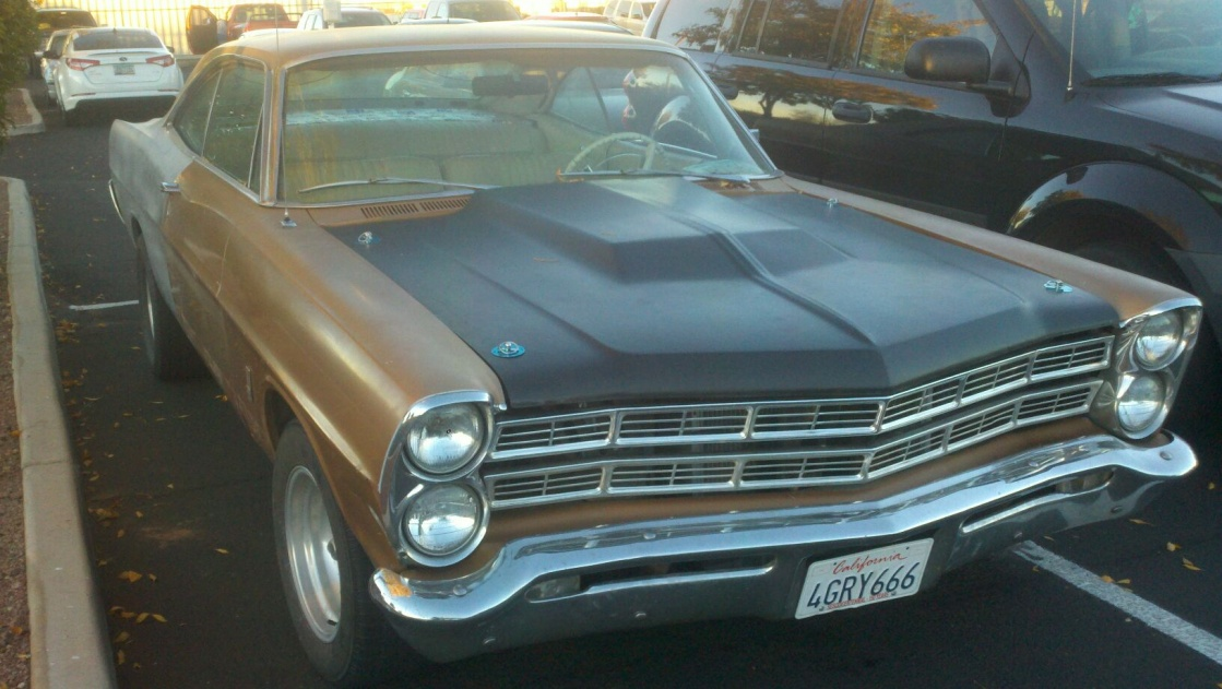 67 Galaxie 500 Cowl Hood Ford Muscle Forums Ford Muscle Cars