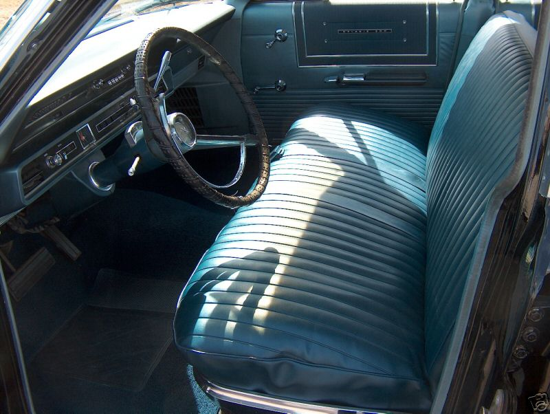Bench vs Bucket seats - Ford Muscle Forums : Ford Muscle ...