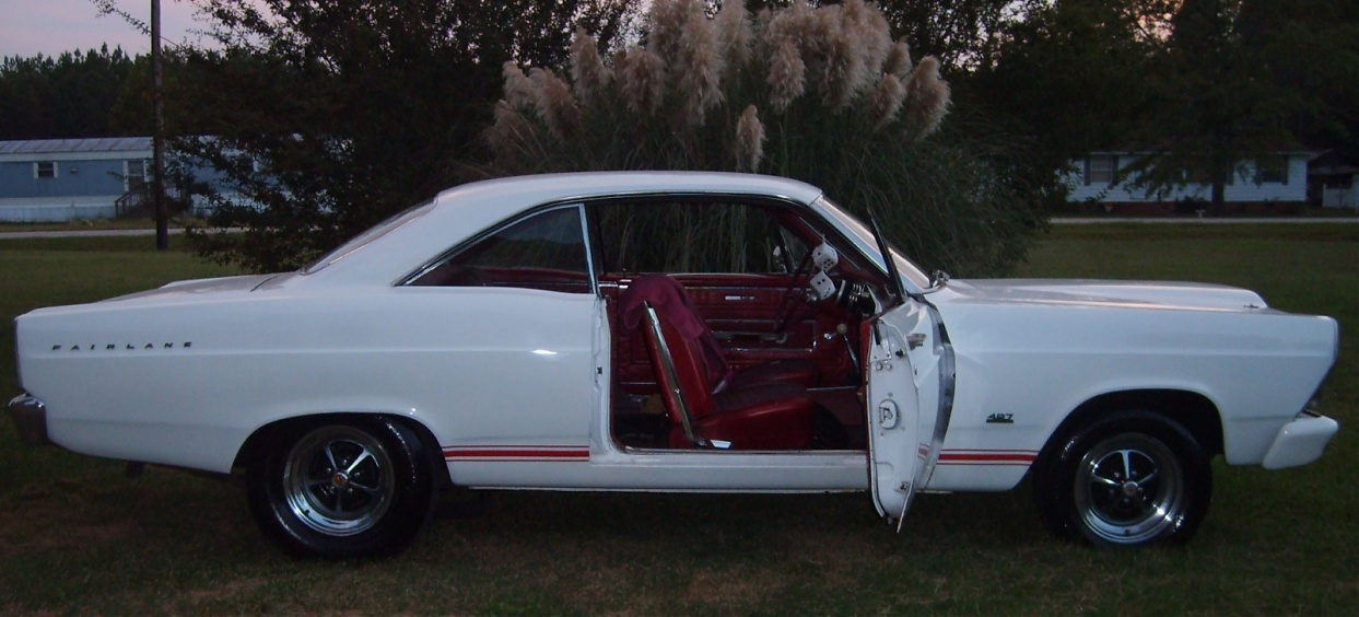 1966 Fairlane Ford Muscle Forums Ford Muscle Cars Tech