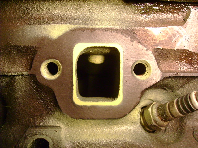 Cylinder Head Porting >> For Those Wanting To Port Your Heads!!! - Ford Muscle Forums : Ford Muscle Cars Tech Forum