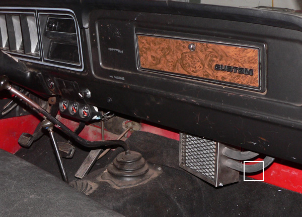 Heater Core Control Valve Location Ford Muscle Forums Rhfordmuscleforums: Ford Mustang Heater Control Valve Location At Gmaili.net