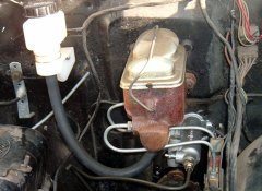 Hydraulic clutch in a classic Ford - Ford Muscle Forums