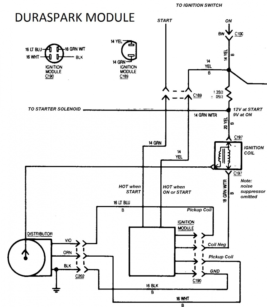 Dodge Ignition Module With A Duraspark - Page 2