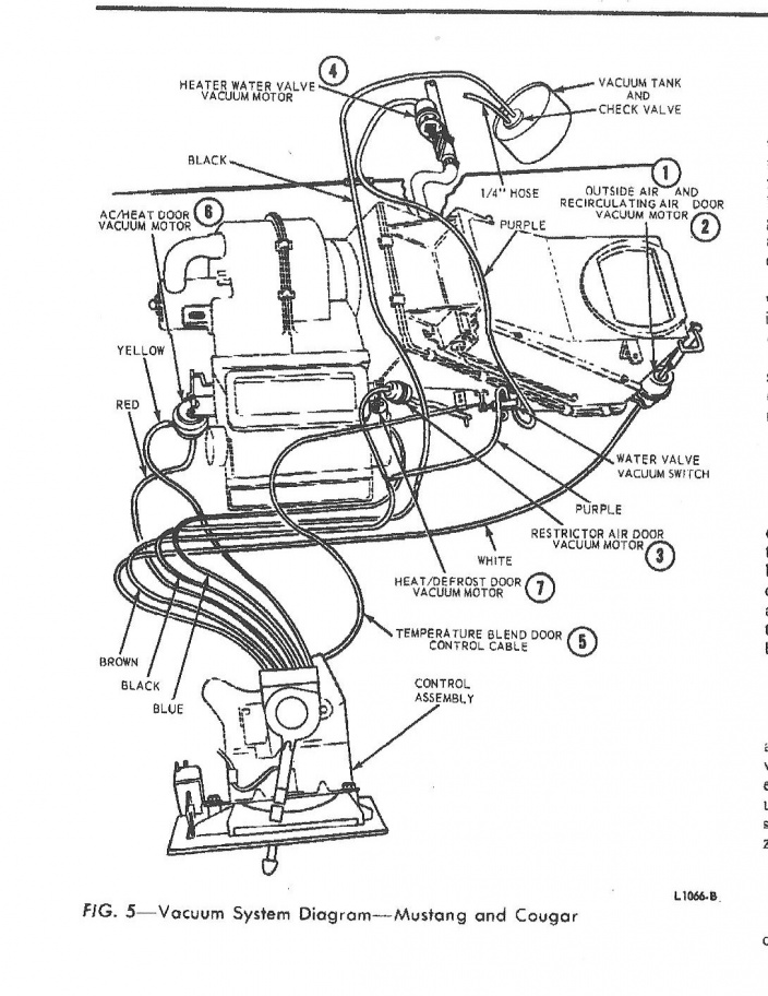 File  1970 Ford Mustang Heater Wiring Diagram