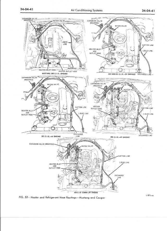 69 mustang needs vacuum diagram ford muscle forums ford muscle Ford Bronco 351 Windsor Engine Diagram