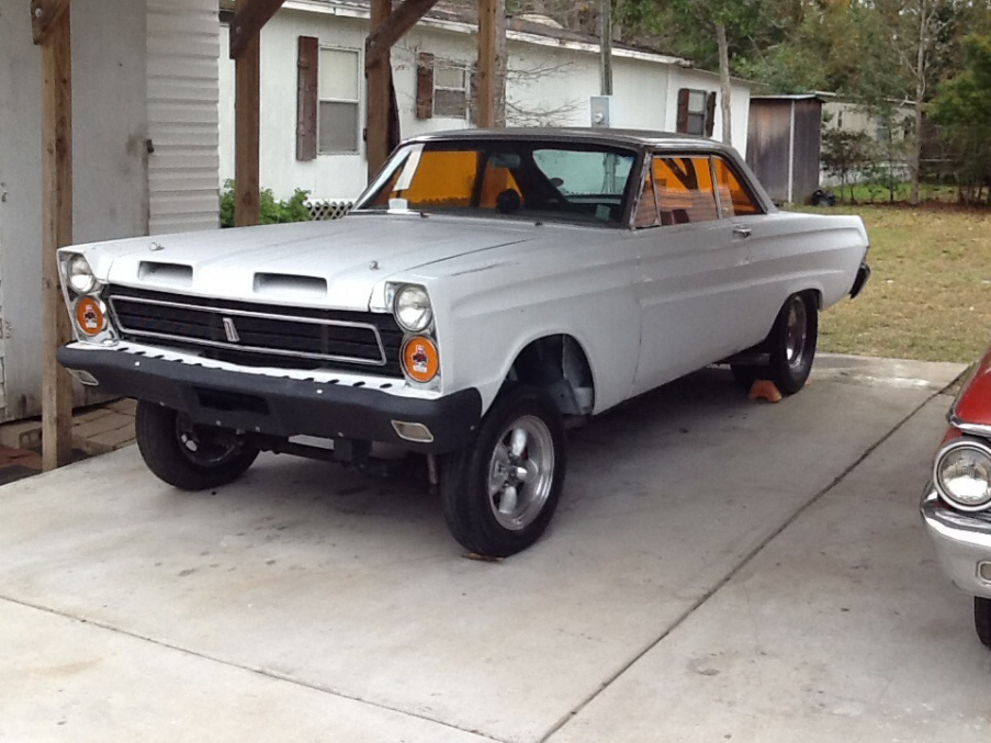 Trade 65 comet gasser for galaxie wagon ford muscle forums ford