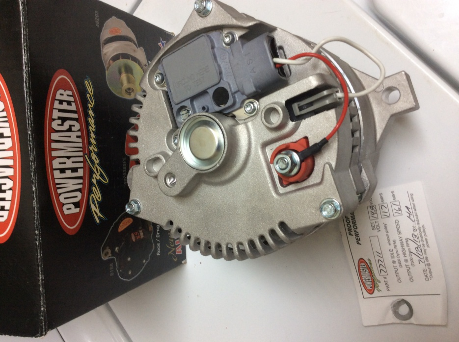 [ANLQ_8698]  New 3G alternator and wiring harness problem | Ford Muscle Cars Tech Forum | Ford Powermaster Alternators Wiring |  | Ford Muscle Forums