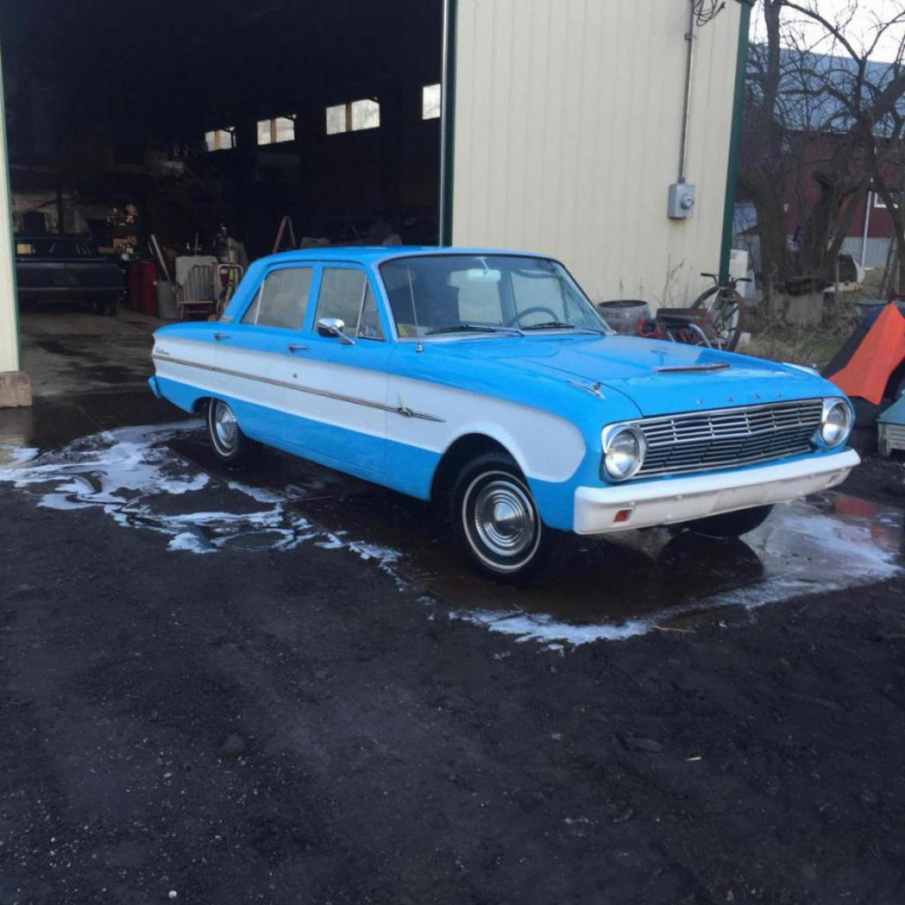 1963 Ford Falcon 7500 Ford Muscle Forums Ford Muscle
