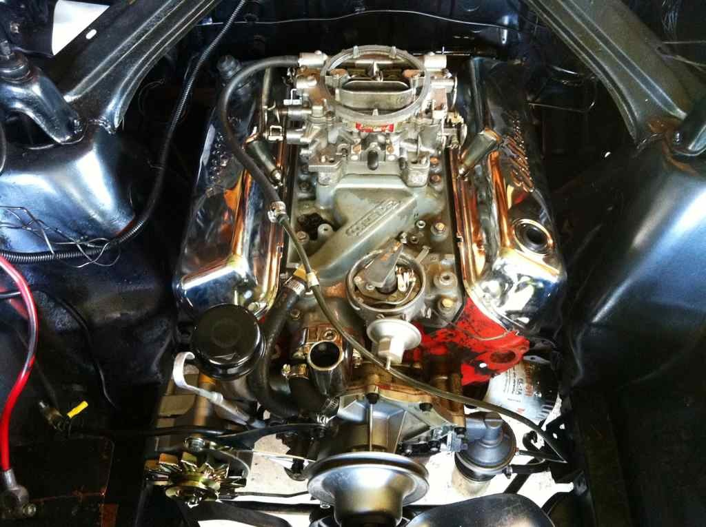 Edelbrock Carb   Ford Muscle Forums   Ford Muscle Cars