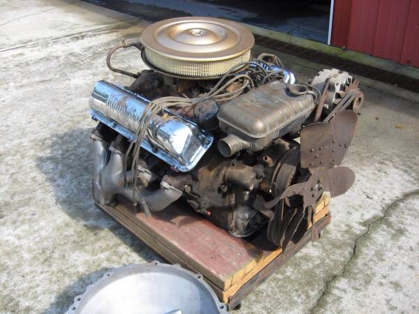 390 PI Engine on Craigslist - Ford Muscle Forums : Ford