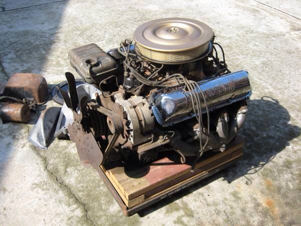 390 PI Engine on Craigslist - Ford Muscle Forums : Ford ...