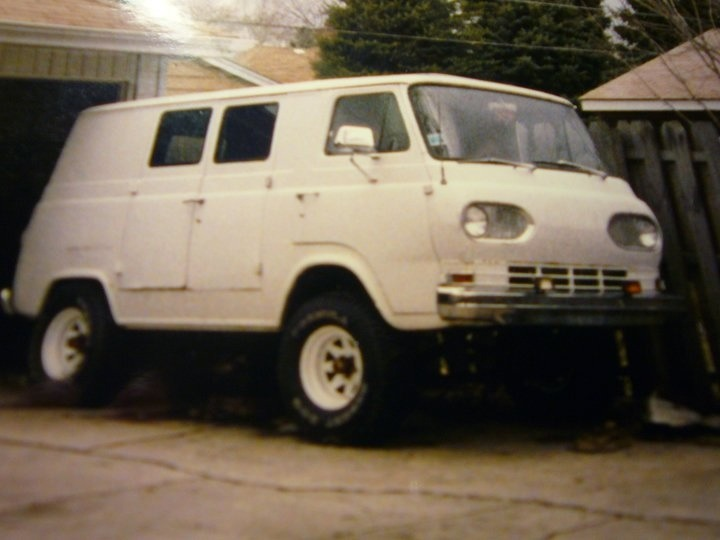 The New Parts Truck/Falcon/Econoline - Ford Muscle Forums