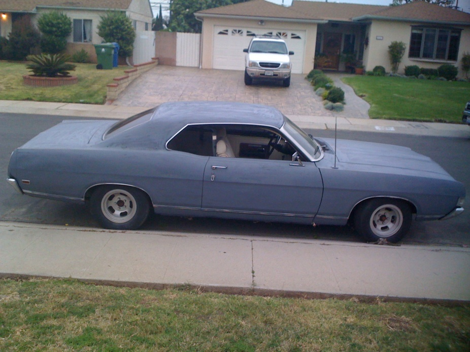Old Muscle Cars For Sale >> 69 fairlane 500 for sale $3500 - Ford Muscle Forums : Ford ...