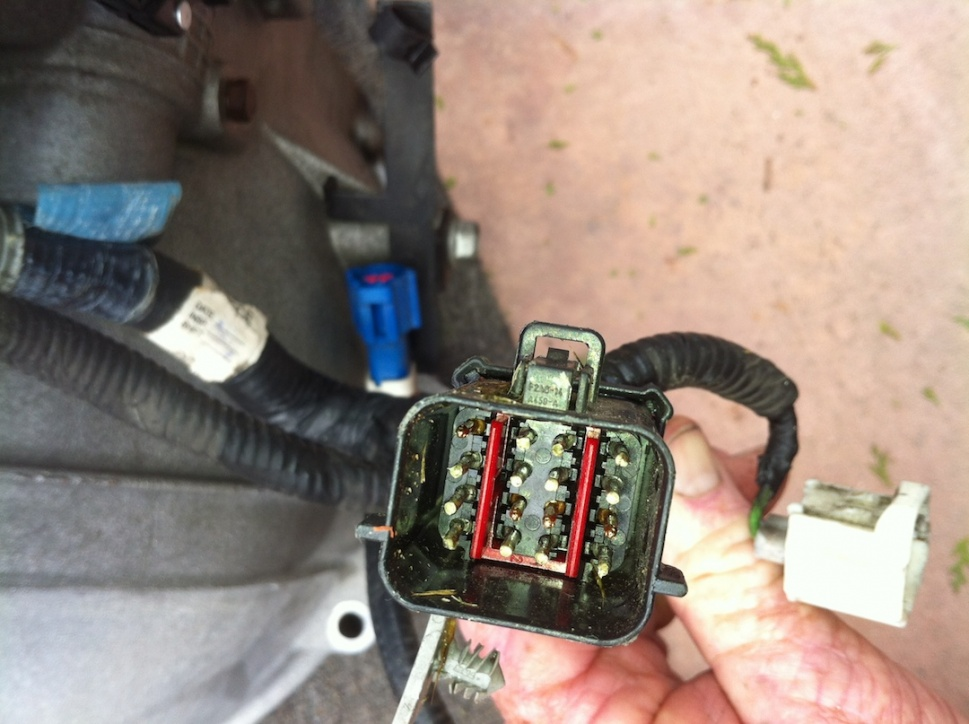 60849d1385844976 installing 4r70w overdrive transmission older classic ford img_0313 installing a 4r70w overdrive transmission in an older or classic 4r70w transmission wiring diagram at edmiracle.co
