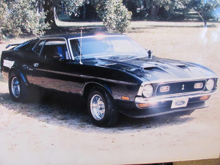 D Mustang Coupe Restore Img