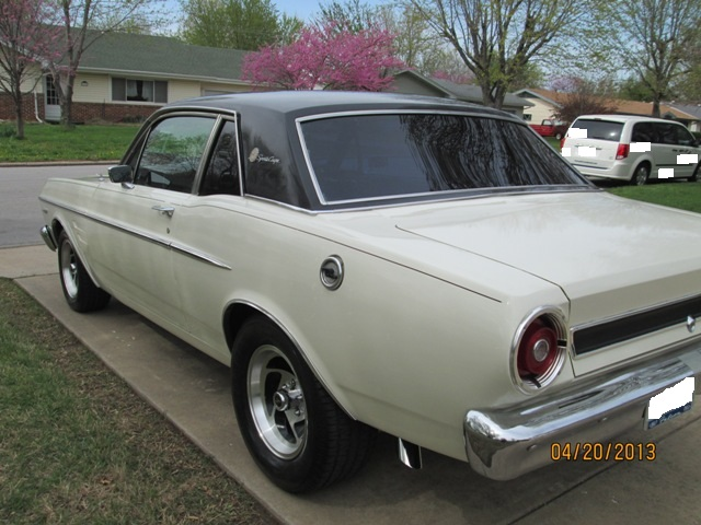 1967 Falcon Sport Coupe - Ford Muscle Forums : Ford Muscle ...