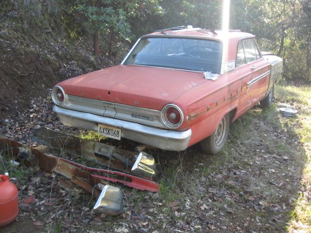 1964 Ford Fairlane coupe - Ford Muscle Forums : Ford Muscle Cars