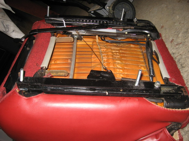 Used Muscle Cars >> Relocating your seat tracks. - Ford Muscle Forums : Ford Muscle Cars Tech Forum