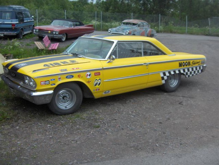 Headers for my Galaxie 63½ ?? - Ford Muscle Forums : Ford Muscle