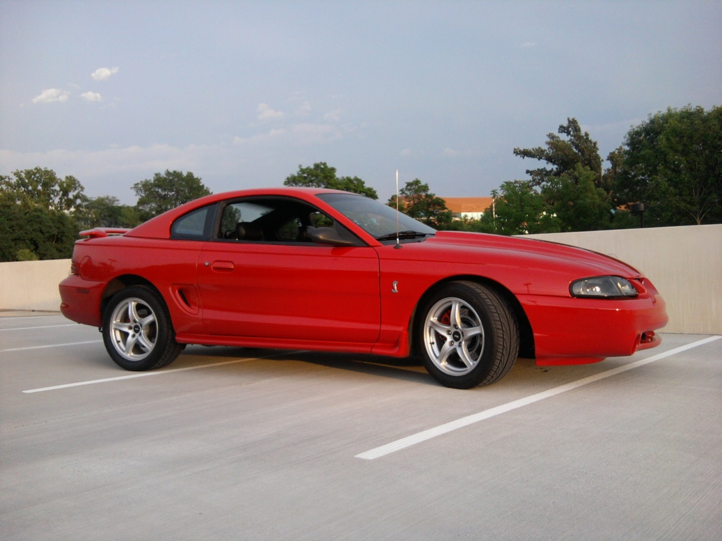 2012 Mustang For Sale >> FS/FT '95 Rio Red 347 Cobra - Ford Muscle Forums : Ford Muscle Cars Tech Forum