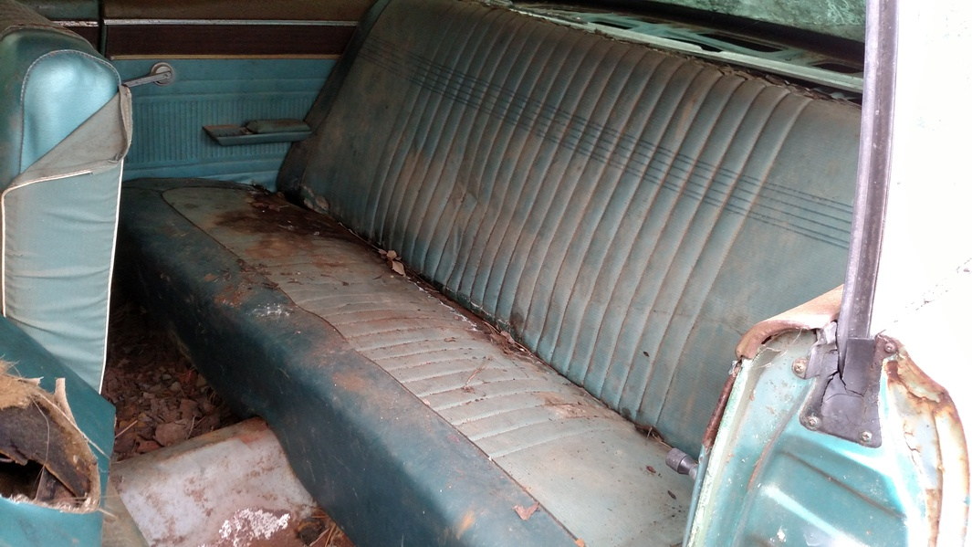 For Sale 66 67 Fairlane Seats Buckets And Benches Ford
