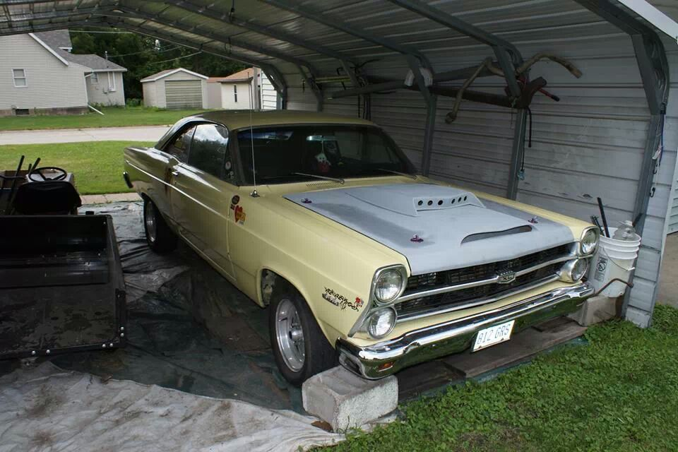 1967 fairlane for sale in North east iowa - Ford Muscle Forums ...