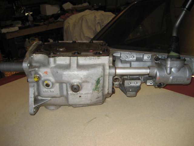 SROD 4 speed transmission 83 GT - Ford Muscle Forums : Ford Muscle