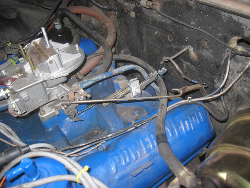 Jim Click Used Cars >> carb linkage setup for c6 swap - Ford Muscle Forums : Ford ...