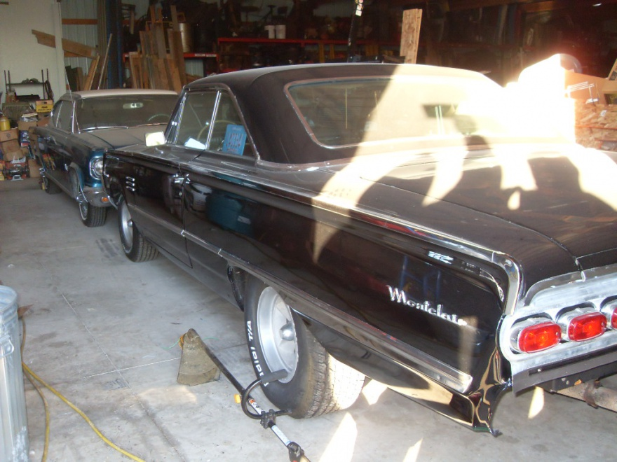 1964 Mercury Marauder - Ford Muscle Forums : Ford Muscle Cars Tech Forum