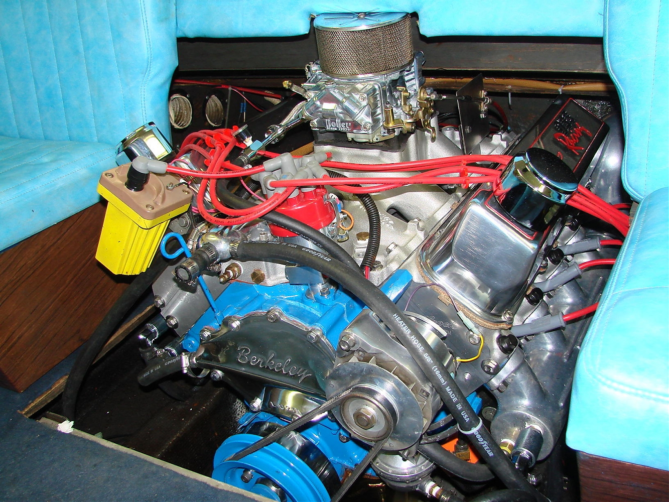 Click image for larger version name motor done and installed jpg views 23090