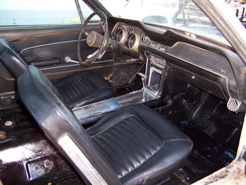 Ford Fort Worth >> 67 Mustang EFI - Ford Muscle Forums : Ford Muscle Cars Tech Forum