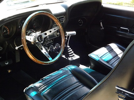 Auto Floor Shifter Pics Please Ford Muscle Forums