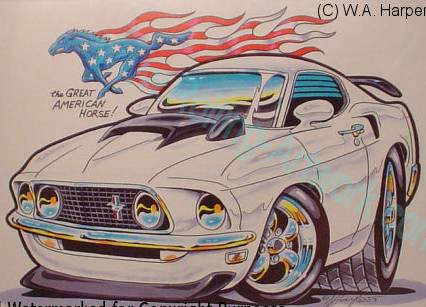 Ford Fort Worth >> Ford Car Art - Ford Muscle Forums : Ford Muscle Cars Tech Forum
